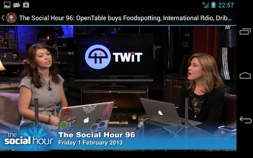 TWiT Rewind - screenshot thumbnail