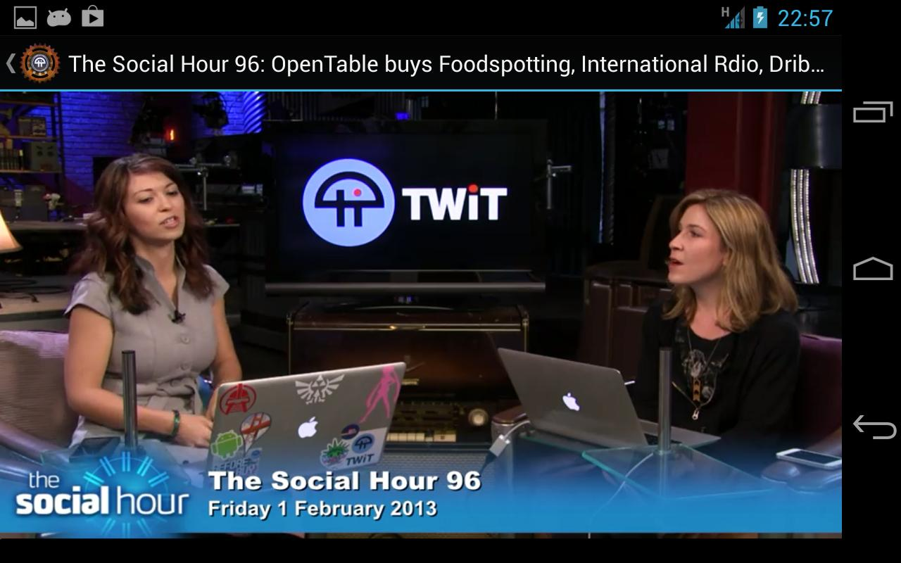 TWiT Rewind - screenshot