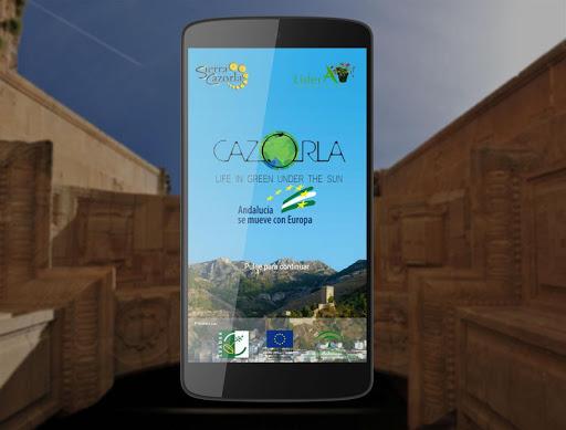 Cazorla App