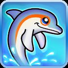 海豚 icon