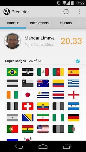 【免費體育競技App】FootballPredictor-WorldCup2014-APP點子