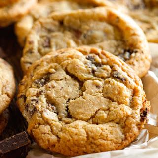 Chocoholic Chocolate Chunk Cookies.