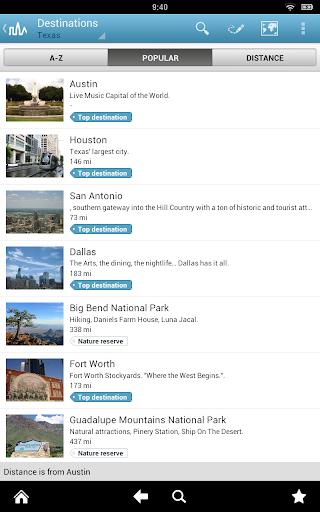 Texas Travel Guide by Triposo  screenshots 9