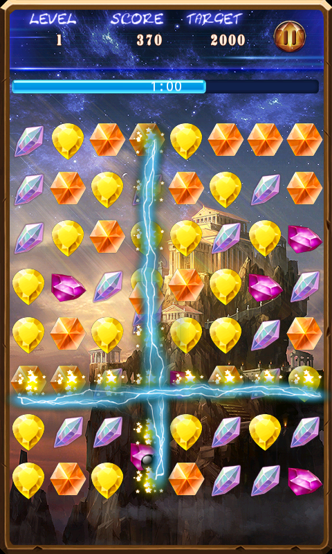 Crazy Jewels - screenshot