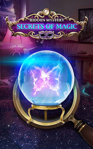 Hidden Objects: Magic Secrets