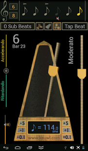 Pro Metronome - Tempo Keeping with Beat, Subdivision and ...