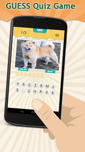 【免費拼字App】World Dog Breeds Quiz-APP點子