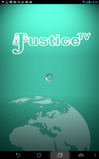 JusticeTV Official App Channel for PC