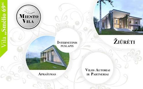 Miesto Vila- screenshot thumbnail