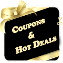 Coupons and Hot Deals icon