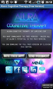 Alura: Free Cognitive Therapy- screenshot thumbnail