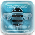 ADW / NOVA - Frozen Android icon