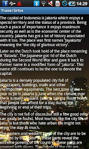 Jakarta Travel Guide screenshot 6