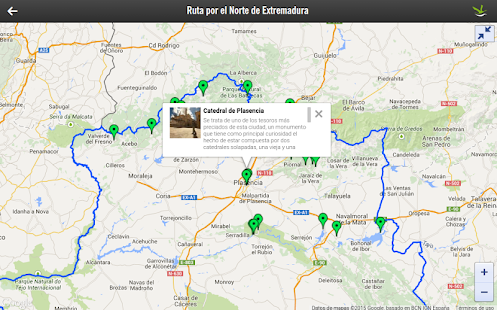 Norte de Extremadura- screenshot thumbnail
