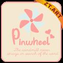 Pinwheel Theme GO Launcher EX