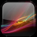 تحميل ورق جدران الهاتف سونى اكسبيريا Xperia Z Live Wallpaper.APK على الاندرويد خلفية مميزة