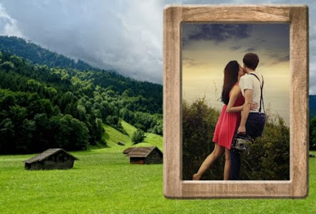 Scenery Photo Frames Pro screenshot 1