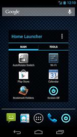 Home Button Launcher Screenshot 3