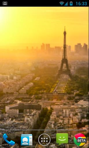 艾菲尔铁塔法国巴黎的LWP