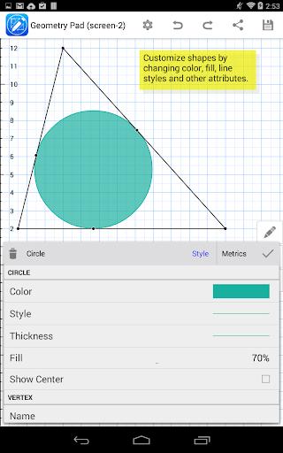 Geometry Pad 2.7.9 screenshots 4