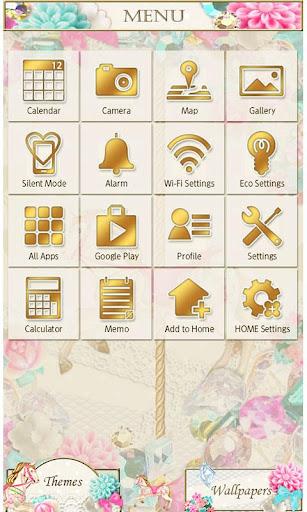 Fairy tale carousel Wallpaper 1.5 Windows u7528 2