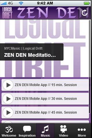 Zen Den by Logical Drift