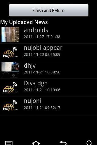 Nujobi - screenshot