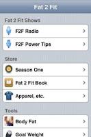 Screenshot of Fat 2 Fit