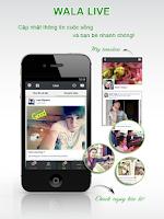 Screenshot of Wala