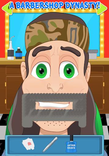 Celebrity Beard Salon