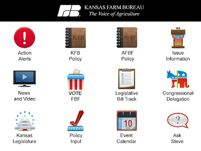 Kansas Farm Bureau - screenshot thumbnail