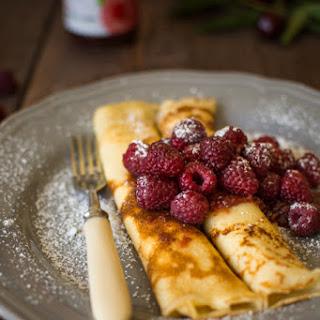 Pancakes (Crepes).
