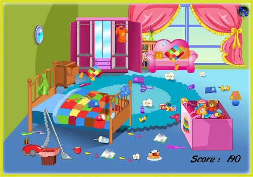 Home Cleanup Game 1.3.0 screenshots 6