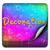 Decoration Keyboard