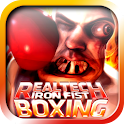 Iron Fist Boxing logo