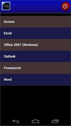 Office Keyboard Shortcuts