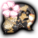 GO SMS THEME|FlowerCharm logo