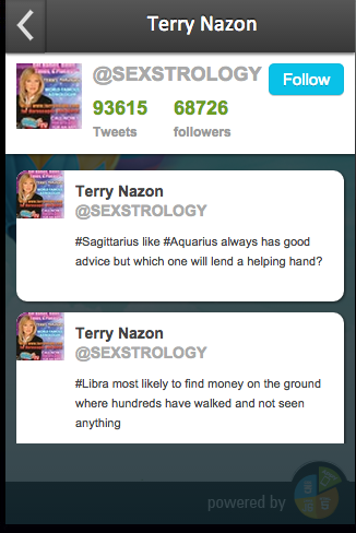Terry Nazon- screenshot