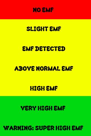 EMF Detector PRO