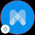 Merge + icon
