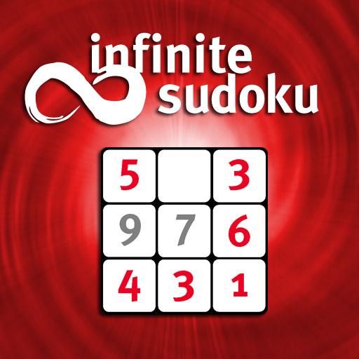 Infinite Sudoku Puzzles FREE!!
