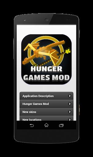 Hunger Games Mod