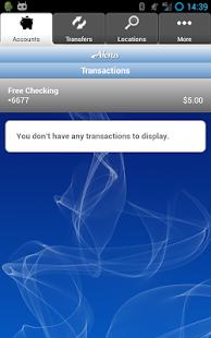 Alerus Mobile Access - screenshot thumbnail