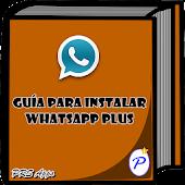 Guía para instalar Whatsapp+