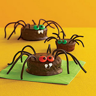 Scary Spiders.