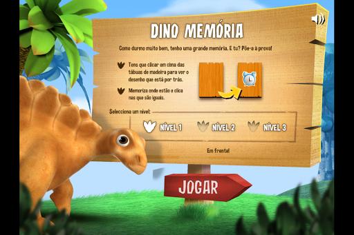 DinoMemória Dinosaurus