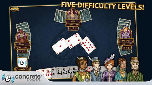 Acesu00ae Spades  gameplay | by HackJr.Pw 3