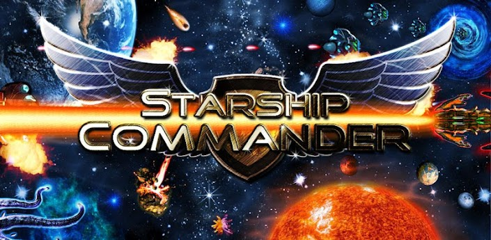 Starship Commander (Ads-Free) apk