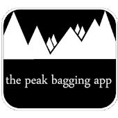 the peak bagging app