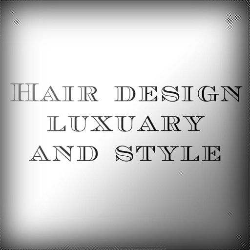 Hair Design luxuary and style 生活 App LOGO-APP試玩